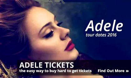 ������ ������ ������ �� �������� �����! Adele Concerts Tickets Buy online!